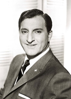 The career of comedian Danny Thomas began on radio in the 1940's  playing the brother-in-law Amos on The Bickersons with stars Don  Ameche and Francis Langford. Danny is best know for the TV sitcom  The Danny Thomas Show (Make Room for Daddy). It ran from 1953 to   1957 on ABC and on CBS from 1957 to 1964. Thomas is the founder  of ST. Jude Children's Research Hospital. He died on February 6,  1991 of heart failure.