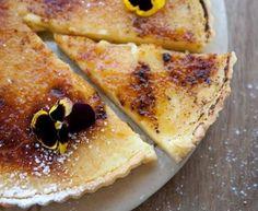 A gorgeous lemon tart recipe
