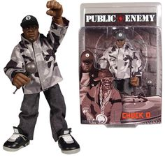 16 Coolest Rapper Action Figures And Hip-Hop Toys | Credit: Zoice.com
