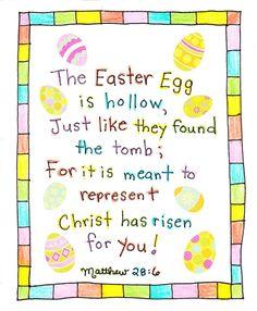 empty egg poem