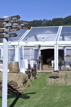 KANGAROO VALLEY, NSW. Rustic & Romantic Wedding Style. #AustralianStyle #AustralianWeddings #YourEventSolution