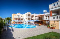 Artemis Apartments Stalós Located 100 metres from Stalos Beach in Crete, Artemis Apartments features a pool with a sun terrace and a pool bar. The self-catered rooms offer free Wi-Fi and a furnished balcony.