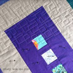 Well, I broke down and started a new quilt this week. I've been wanting to make this quilt for months. Lots of cutting, sewing and trimming ...