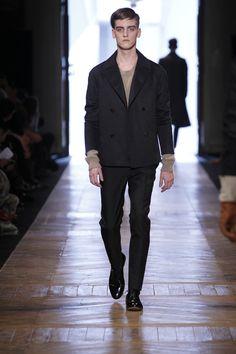 CERRUTI 1881 Paris Menswear Fashion Show - FW 2013 2014 - LOOK 14