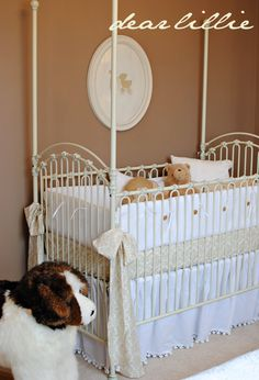 Dear Lillie: The New Nursery, Cottage of the Month, and A Winner