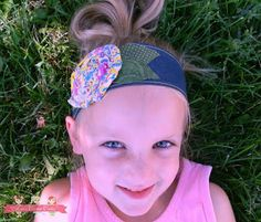 Need a cute headband to match your sewn outfits? How about one that can be done in no time... and with scraps!! Create Kids Couture gives you a great tutorial on a fabric headband that all girls in the family can share!