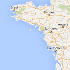 La Carte du #coworking : trouvez votre espace de travail n'importe où en France