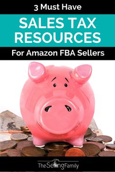 3 Must Have Sales Tax Resources For Amazon FBA Sellers