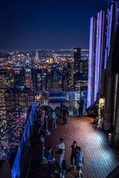 Top of the Rock-New York