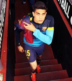 Marc Bartra! FC Barcelona! <3 #15