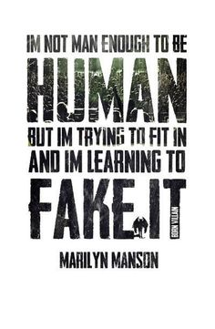 Marilyn Manson ~ The Gardener (Born Villain)