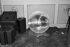 Disco Ball / YSL / Saint Laurent / Hedi Slimane / Los Angeles / Rock and Roll