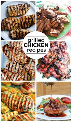 20 Delicious Grilled Chicken Recipes - Kids Activities Blog