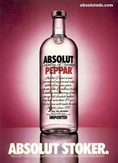 Absolute Smart, Absolut Ads Campaign – DesignSwan.