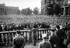 La propaganda de Goebbels durante la SGM