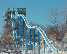 Water Slides Roller Coasters On Pinterest Water Slides