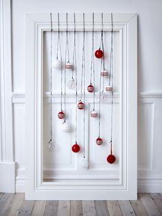 So nice! Christmas decoration