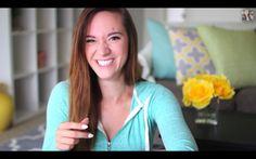 Alisha Marie from youtube! I love her vids