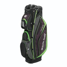 Wilson Nexus Cart Bag 2015 from Golf & Ski Warehouse