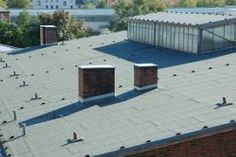 Industrial Flat Roofs
