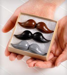 Fancy Mustache Soap by Latika Soap