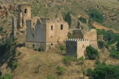 Castello di Poggiodiana,Ribera,AG,ITALIA
