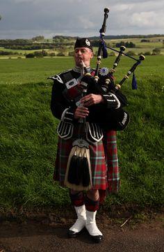 Historic site, Battle of Bannockburn, Scotland