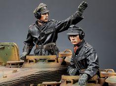 SS Panzer Commanders from Alpine Miniatures. Now in stock. Click on the pic for more details.