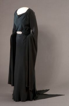 ~Dress  1930~  Nasjonalmuseet for Kunst, arketetur, og Design
