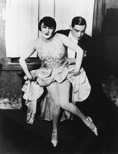 Kicking up their heels to Jazz in a 1920s Speakeasy