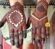 Kashee's Mehndi Designs, Kashees Mehndi, Designer Party Wear Dresses, Pakistani Bridal Dresses, Bridal Henna, Arm Warmers, Eyeliner, Weddings, Tattoos