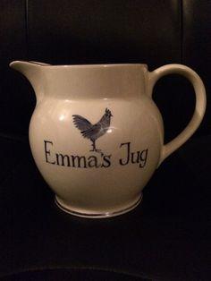 Emma Bridgewater 1.5 Pint Jug 1991
