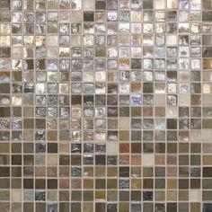 "Daltile City Lights 0.5"" x 0.5"" Glass Mosaic Tile in Barcelona"