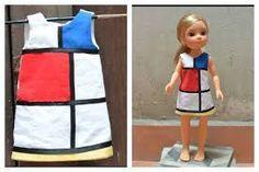 Resultado de imagen de patrones para hacer vestidos de nancy
