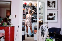 Chloë Sevigny Discusses Contemporary Fashion With The New York Times