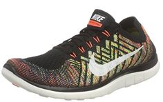 reputable site f1710 1c7aa Nike Free 4.0 Flyknit Best Running Shoes, Black Running Shoes, Nike Flyknit