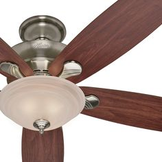 26 best ceiling fans images on pinterest ceiling fan ceiling fans hunter 60 brushed nickel ceiling fan did you know that by using your ceiling fan year round its possible to conserve just as much as off your air c mozeypictures Image collections