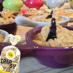 Jeśli chcesz zachwycić gości podczas kolejnej imprezy, zamiast serwować chipsy i paluszki, przygotuj kilka smacznych dipów i podaj je z wielozbożowymi Tripsami Sunny Family.   Nie wiesz, jak przygotować dip? Tutaj znajdziesz kilka pomysłów: http://www.ofeminin.pl/przepisy/przepisy-na-dipy-s1405226.html