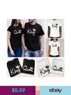 177374003e Qysfriday Maternity Support Garments #ebay #Clothing, Shoes, Accessories T  Shirt King Queen