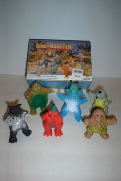 Super Dino Monsters - Ultraman knockoffs | Action Figure Archive Forums - Discuss, buy, sell & trade vintage 70s & 80s figure lines