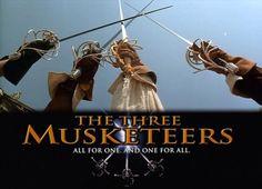 The Three Musketeers speelt zich af in de 17e eeuw en gaat over D'Artagnan die in zijn strijd met Kardinaal Richelieu de samenwerking aangaat met de drie musketiers Athos, Porthos en Aramis. D'Artagnan kan de hulp goed gebruiken en samen met de drie musketiers probeert hij de snode plannen van Kardinaal Richelieu, om de koning tot aftreden te dwingen, te dwarsbomen.