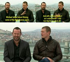Sully and Philip have some of the funniest interviews lol (my edit)