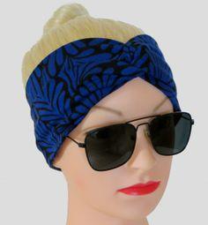 Turban Knoten Haar-Stirnband von Maiblume - fiore di maggio auf DaWanda.com Twist Headband, Etsy, Shopping, May Flowers, Headband Bun, Knots