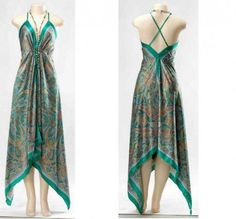 vestido pañuelos https://www.facebook.com/pages/H%C3%BCnerli-%C4%B0%C5%9Fler/165934263437463