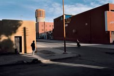 by Harry Gruyeart / Ouarzazate, Morocco, 1986