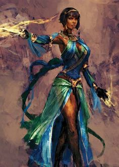 Razia - Prince of Persia Concept Design. omg i love her sooooooo!!!!  much