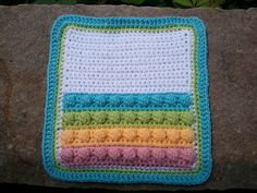 Project Gallery for Band of Bobbles Square pattern by Jan Eaton