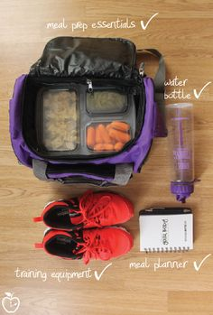 7 Days Of Healthy Meal Prep Ideas - Ready To Eat Meals and Protein On The Go With The Best Meal Containers - gym esentials
