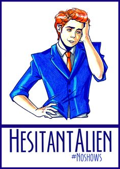 hesitant alien - Google Search