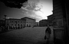 Piazza della Posta. Foto di Birgit Schrader su http://www.flickr.com/photos/birgite/3934031300